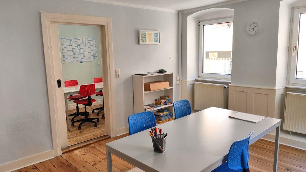 Bild der Dankstelle Lernzentrum Capito Ziegelhausen