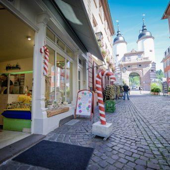 Bild der Dankstelle Heidelberger Bonbon Manufaktur