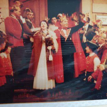 Bild der Dankstelle Pfaffengrunder Karneval Gesellschaft 1954 e.V. Heidelberg