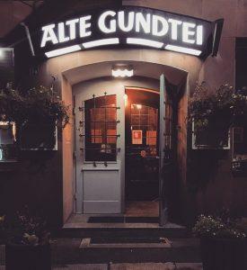 Logo der Dankstelle Alte Gundtei