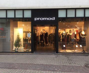Bild der Dankstelle Promod Deutschland GmbH