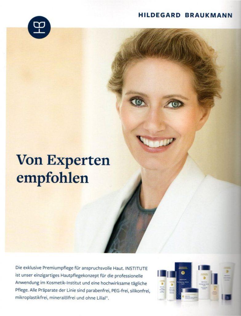 Bild der Dankstelle Kosmetik-Institut Ursula Tremmel
