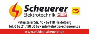 Logo der Dankstelle Elektro Scheuerer OHG