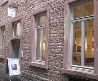 Bild der Dankstelle Heidelberger Forum für Kunst