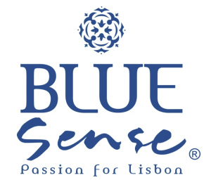 Logo der Dankstelle Blue Sense Shop