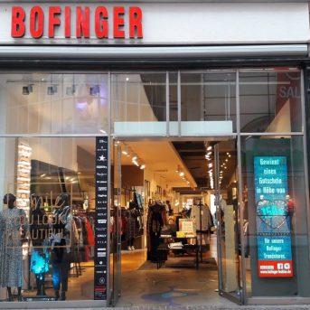 Bild der Dankstelle Bofinger Heidelberg + BofingerFEMME