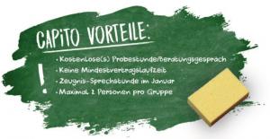 Logo der Dankstelle Lernzentrum Capito Ziegelhausen
