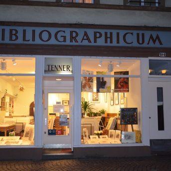 Bild der Dankstelle Bibliographicum Erna Tenner Nachf.: H.-Herm. Lindner e.K.