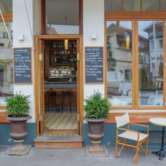 Bild der Dankstelle River Café
