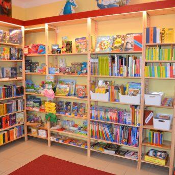 Bild der Dankstelle Buchhandlung am Eichendorffplatz