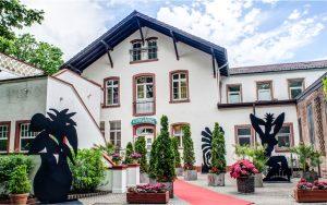 Logo der Dankstelle Schlosshotel Molkenkur GmbH