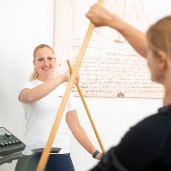 Bild der Dankstelle kwikfit EMS-Training