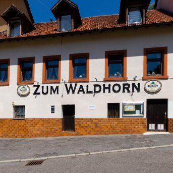 Bild der Dankstelle Landgasthof & Hotel Zum Waldhorn