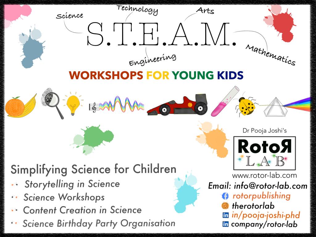 Bild der Dankstelle Rotor Lab – Workshops for Little Scientists