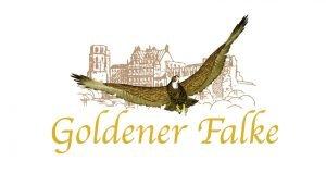 Logo der Dankstelle Hotel & Restaurant Goldener Falke