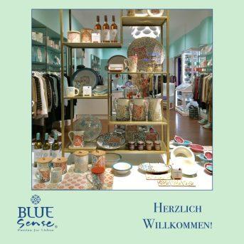 Bild der Dankstelle Blue Sense Shop