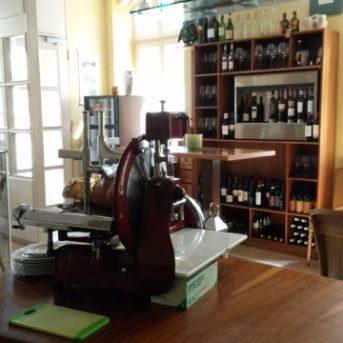 Bild der Dankstelle Akademie Restaurant