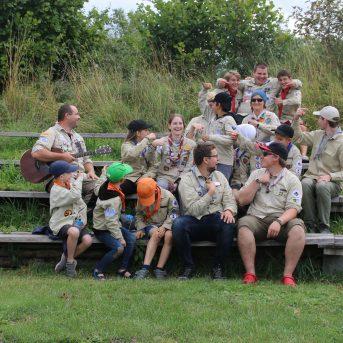 Bild der Dankstelle DPSG Pfadfinder Stamm Sr. Felicitas HD-Ziegelhausen