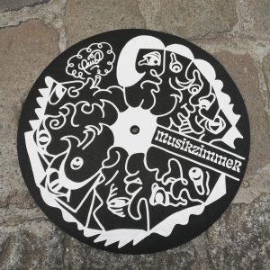 Logo der Dankstelle Musikzimmer