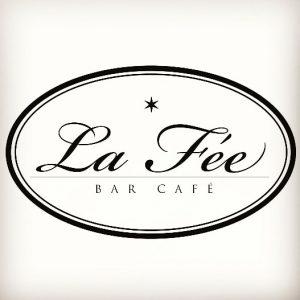 Logo der Dankstelle La Fée Bar Café