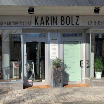 Bild der Dankstelle Friseur Karin Bolz – La Biostétique