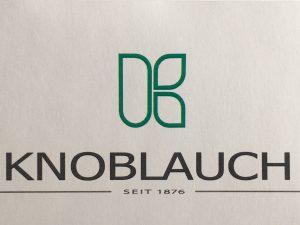 Logo der Dankstelle Büro- und Schreibwaren Knoblauch GmbH