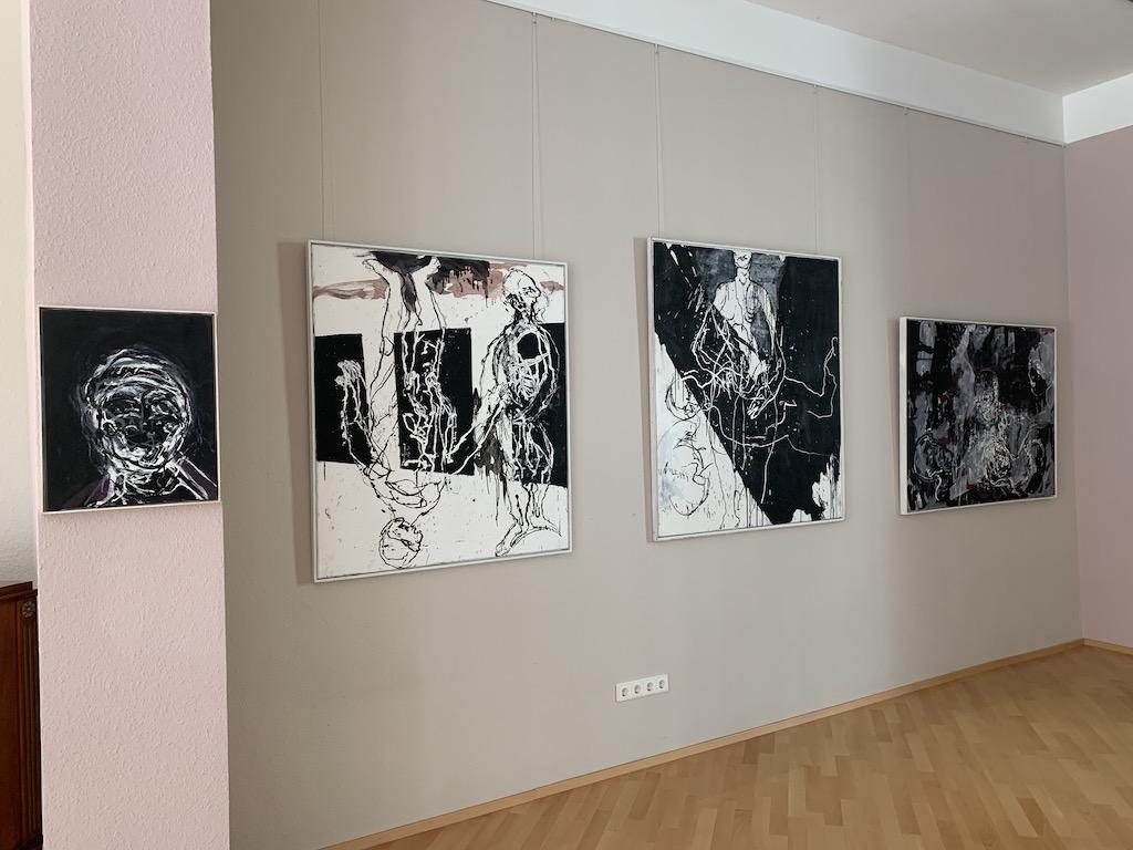 Bild der Dankstelle Galerie Ostendorff
