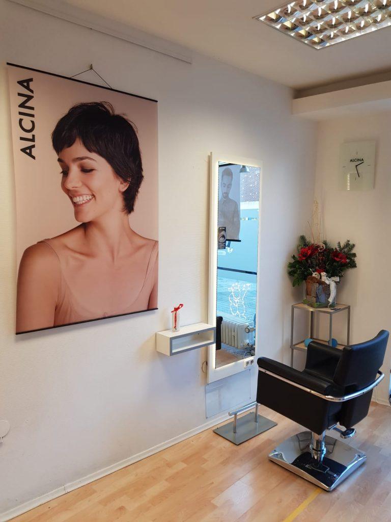 Bild der Dankstelle Friseursalon Nouveau