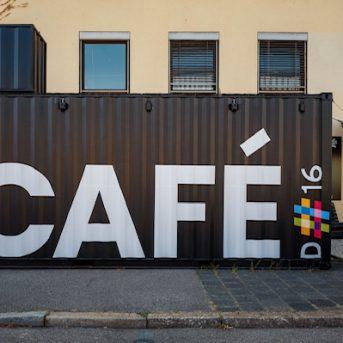 Bild der Dankstelle Café Leitstelle