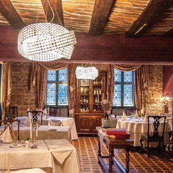 Bild der Dankstelle Restaurants Le Gourmet & Mensurstube Hirschgasse Heidelberg