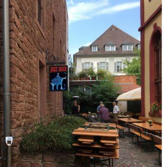 Bild der Dankstelle Jazzhaus Heidelberg