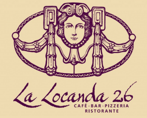 Logo der Dankstelle La Locanda 26