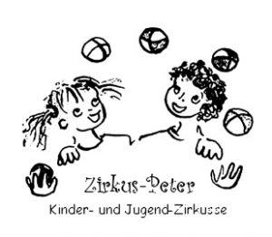 Logo der Dankstelle Zirkus-Pädagoge und Artist Peter Böhme