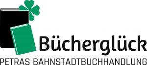 Logo der Dankstelle Bücherglück Petras Bahnstadtbuchhandlung