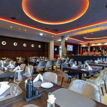 Bild der Dankstelle Qube Restaurant Bahnstadt