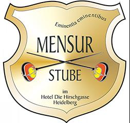 Logo der Dankstelle Restaurants Le Gourmet & Mensurstube Hirschgasse Heidelberg