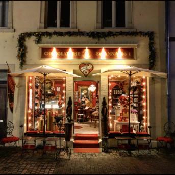 Bild der Dankstelle Chocolaterie St. Anna No.1
