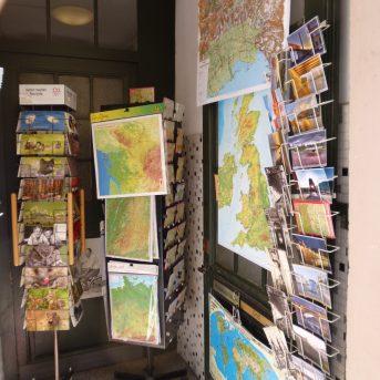 Bild der Dankstelle Reisebuchladen-Heidelberg.de