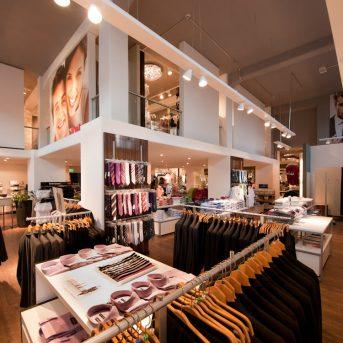 Bild der Dankstelle Modehaus Niebel