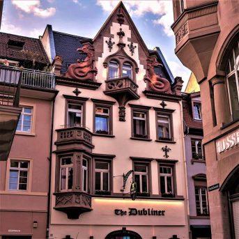 Bild der Dankstelle The Dubliner Hotel & Irish Pub