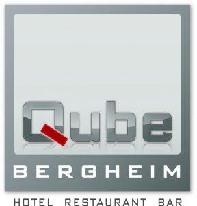 Logo der Dankstelle Qube Restaurant Bergheim