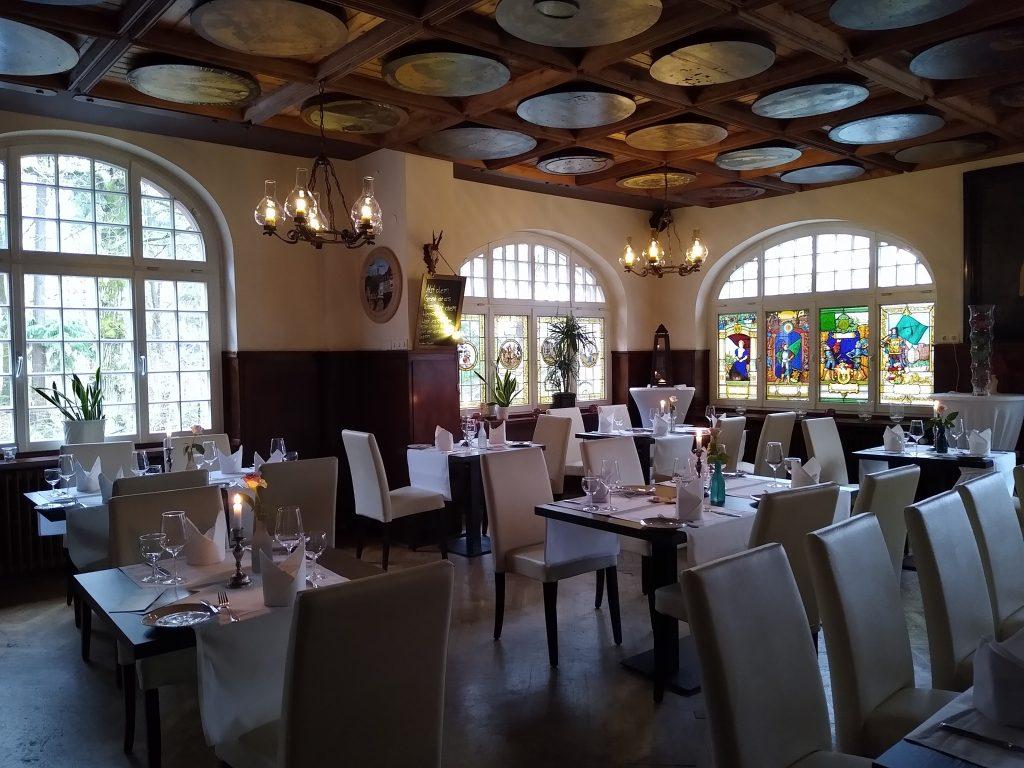 """Bild der Dankstelle Restaurant""""S""""Kastanie"""