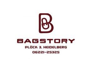 Logo der Dankstelle Bagstory