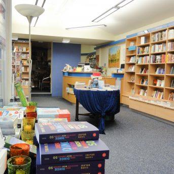 Bild der Dankstelle Bücherstube an der Tiefburg