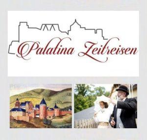 Logo der Dankstelle Palatina Zeitreisen