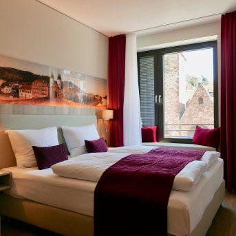 Bild der Dankstelle Rafaela Hotel Heidelberg