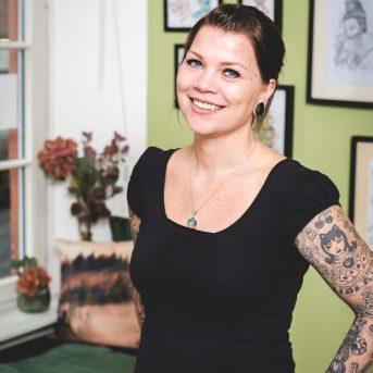 Bild der Dankstelle Just B Tattoos and Body Art
