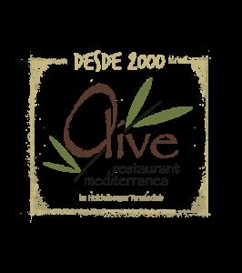 Logo der Dankstelle Olive restaurant mediterranea