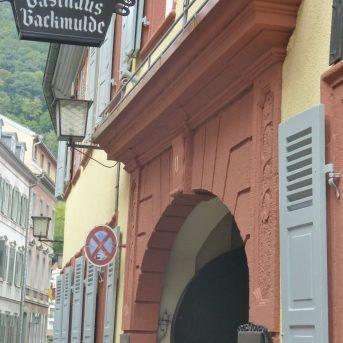 Bild der Dankstelle Gasthaus Backmulde, Hotel
