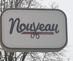 Logo der Dankstelle Friseursalon Nouveau